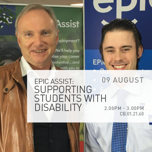 EPIC ASSIST: Supporting Students With Disability
