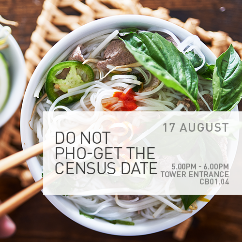 Do Not PHO-Get the Census Date