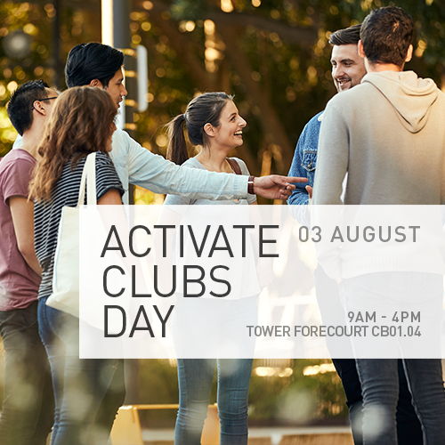 Activate Clubs Day