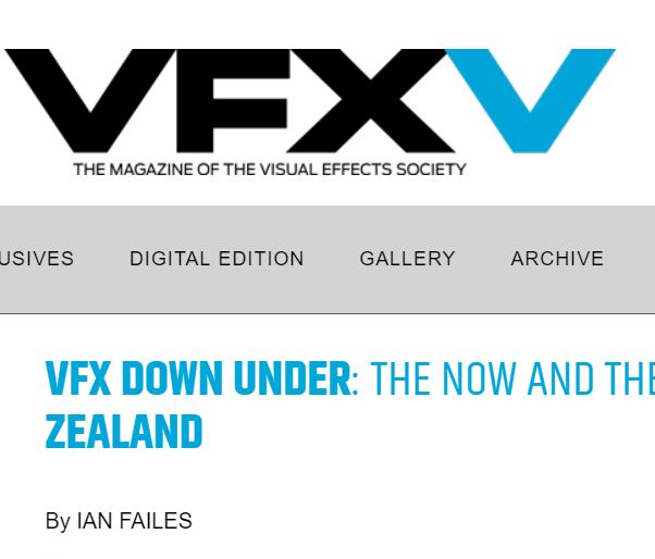 VFX Voice, AUS+NZ, ALA