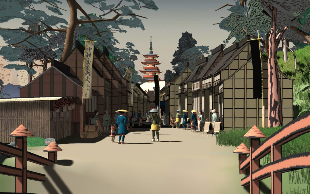 Step into the World of Hiroshige