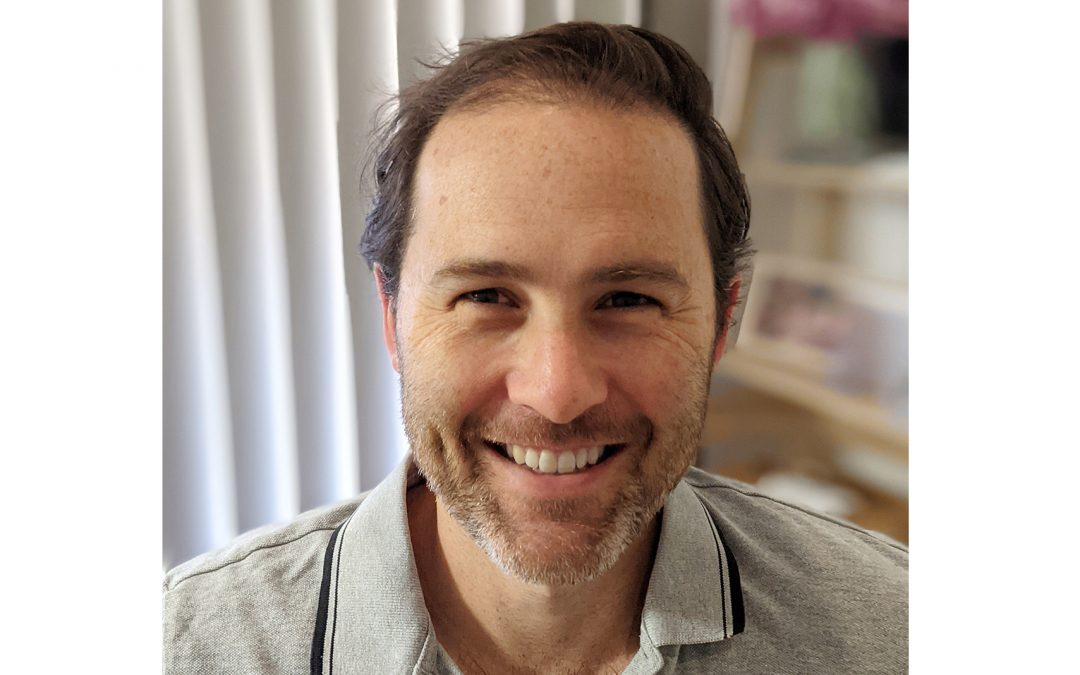 Welcome Chris French to the UTS Animal Logic Academy teaching team!