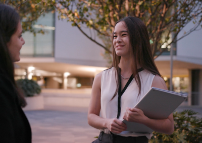 Legal Futures and Technology Major student experience