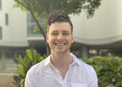 Nick's experience at UTS Law