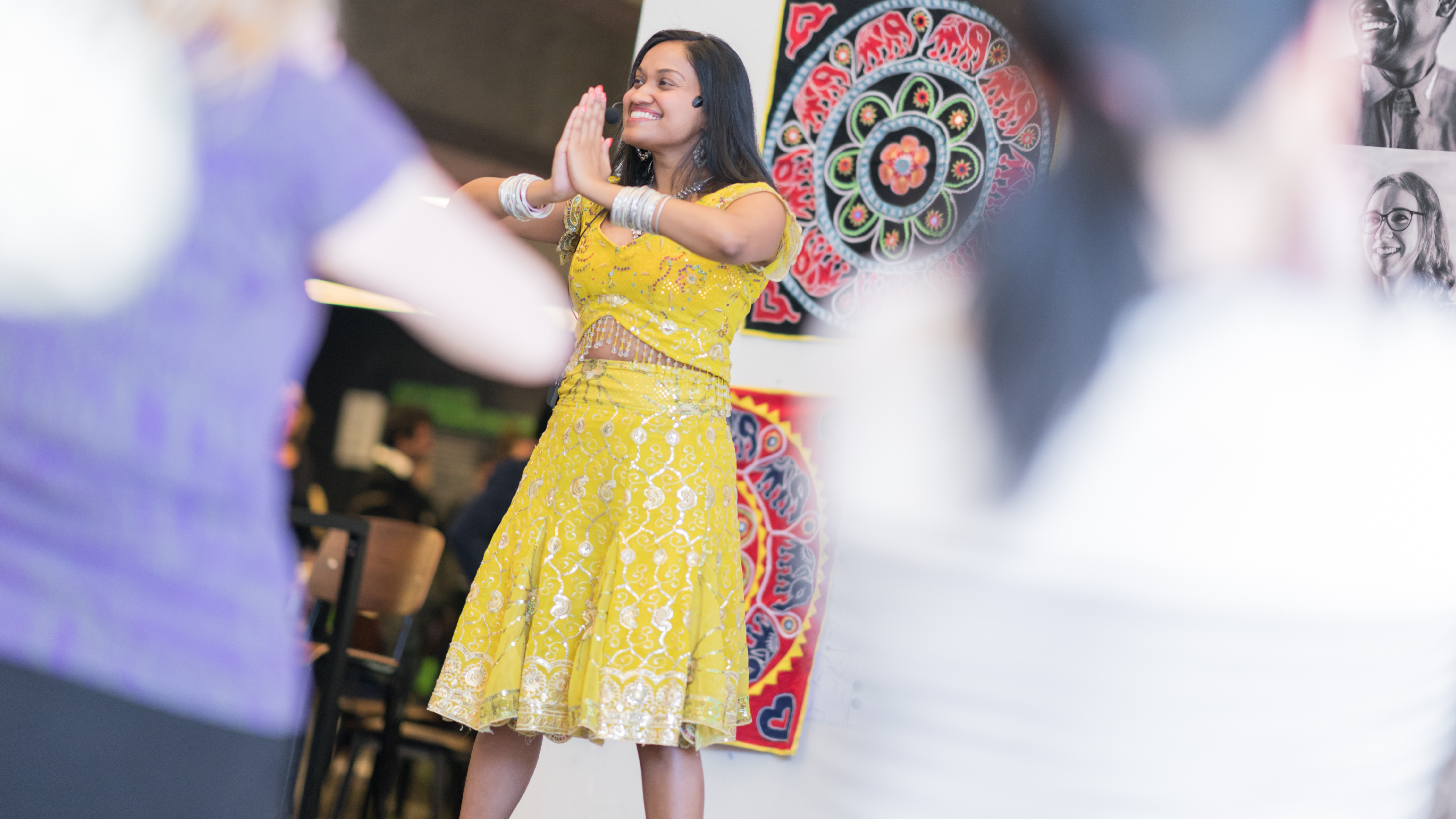 Bollywood Dance Workshop Event - August 18, 2017