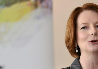 The Gillard years – measuring the impact of women leaders on women's lives