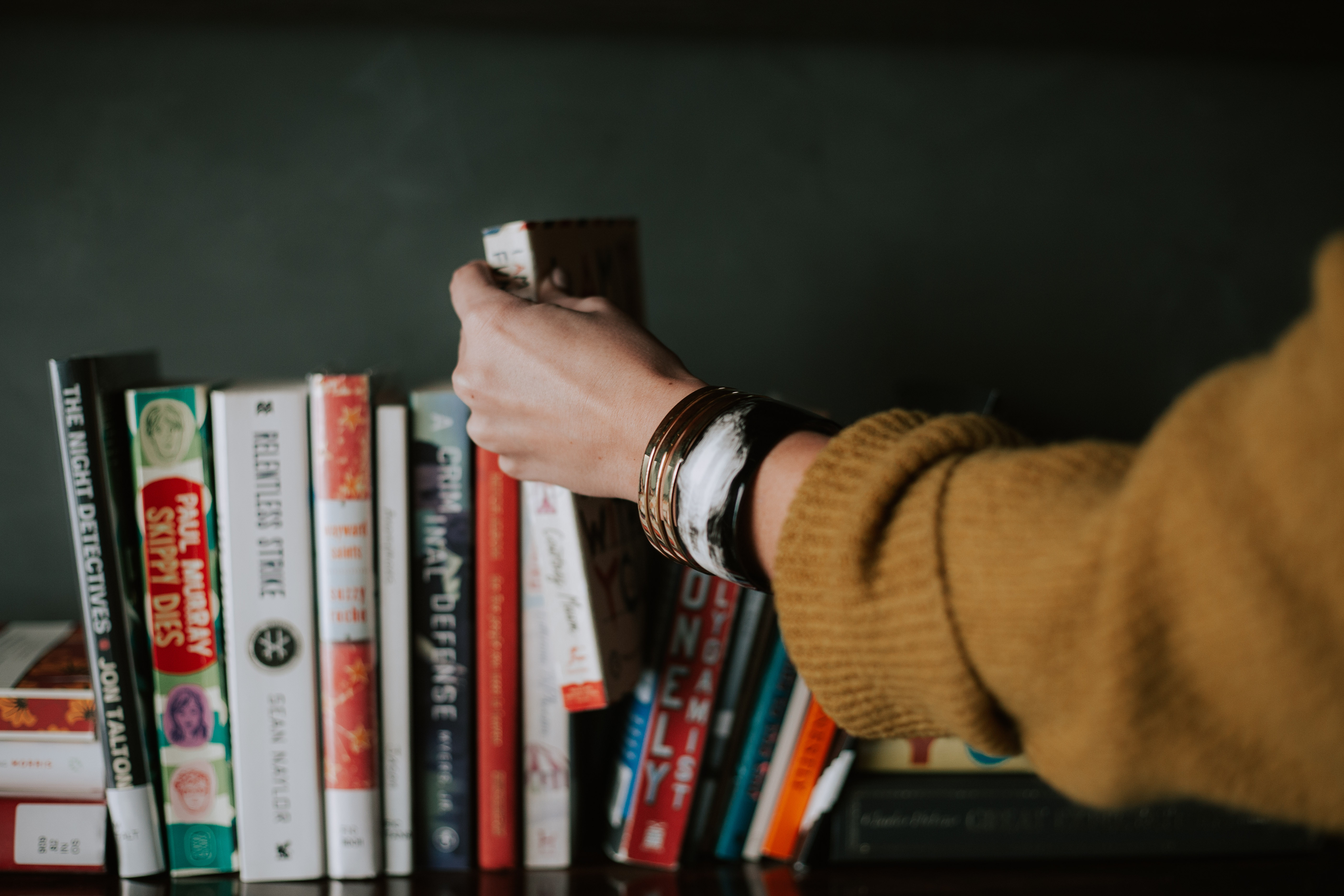 5 Books You NEED to Add to Your TBR Pile for a Better 2018