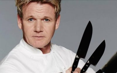 Career Tips I Learnt from Watching Hours and Hours of Gordon Ramsay