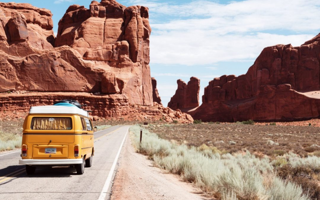 Plan your career like a road trip