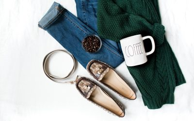 A passion for fashion (and a good cup of coffee)