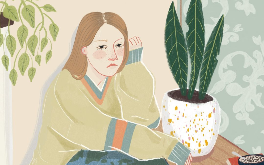 An extrovert trapped in an introvert's fantasy world