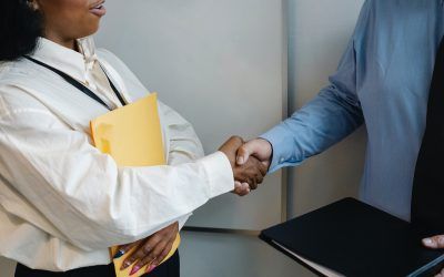 How to establish job security in a new career