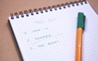 "Not just another ""to-do"" list"