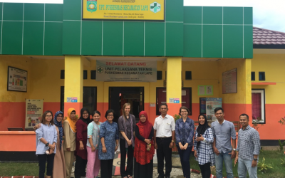 Scoping visit in Indonesia for our gender in the government workforce research