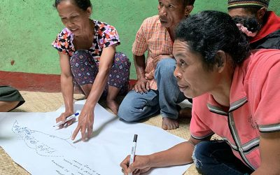 ISF and Plan Indonesia visit rural Indonesia to learn about climate and inclusive WASH