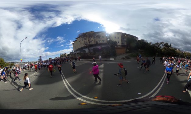 The City2Surf in 360°