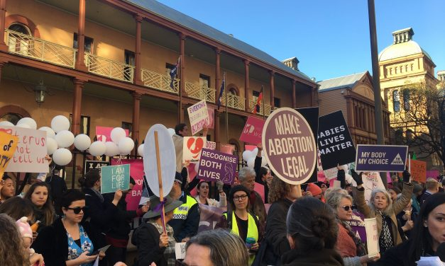 Abortion Bill triggers city protests