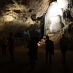 Climate induced gas build-up forces the closure of Gaden Cave
