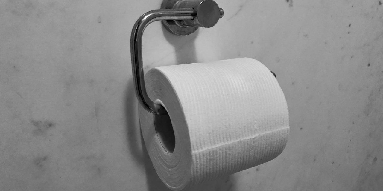 Toilet paper wars. Are we all just wildebeests?