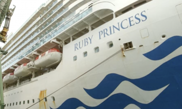 Ruby Princess crew member tests positive for tuberculosis