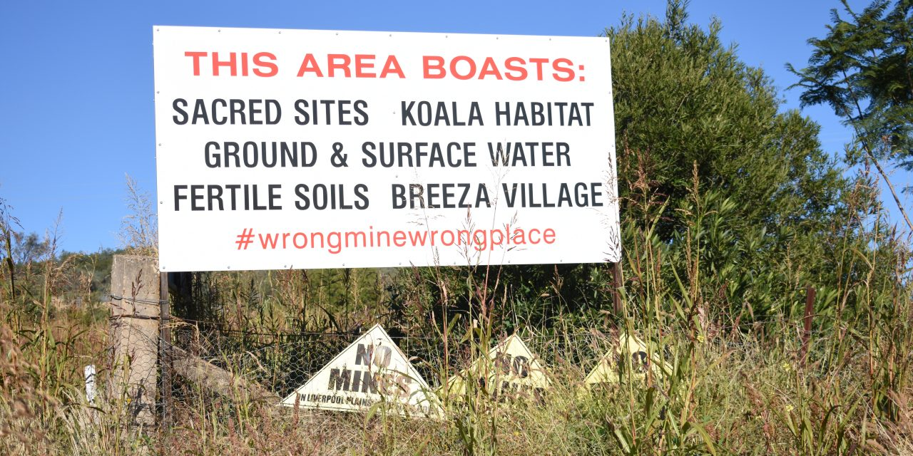 UPDATE: Shenhua applies to keep coal plans alive as report predicts koala extinction