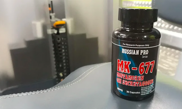 SARMs uses risking health and freedom