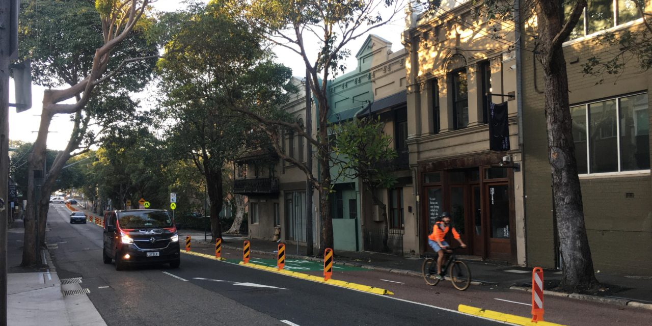 Pop-up cycleways could kick bike commuting into high gear