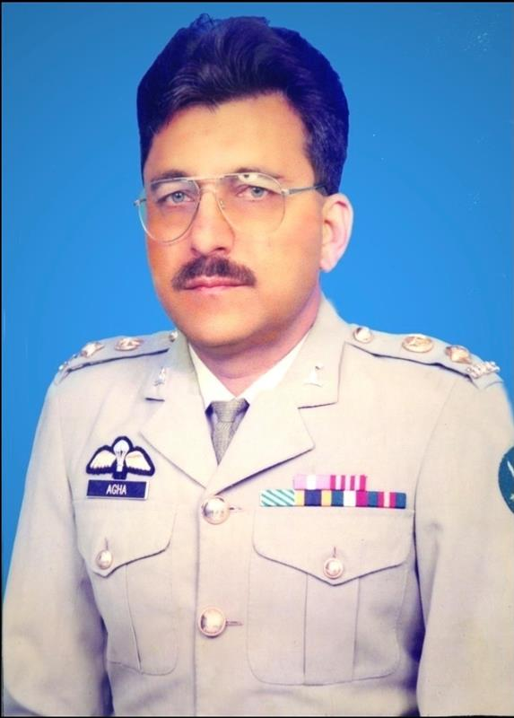 Dr Zia's father