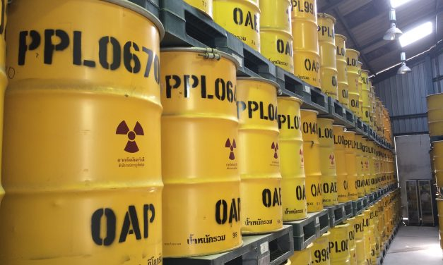 Audio Documentary: Australia's nuclear waste problem