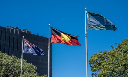 Motion Denied: Government votes against hanging Indigenous flags in the senate during NAIDOC week