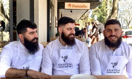 Australian foodies maintain their support for Lebanon