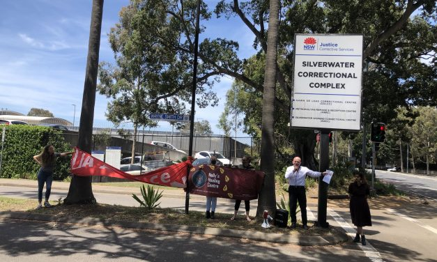 Mary Wade Correctional Centre report sparks demonstration against strip searches in correctional facilities