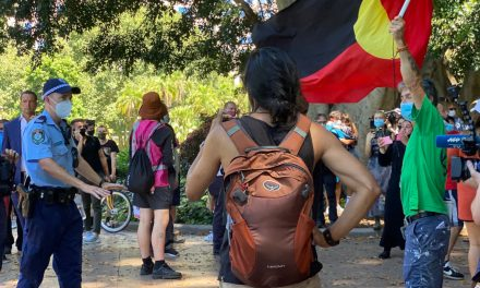 Allies & Interlopers: The Anatomy of an Invasion Day Protest