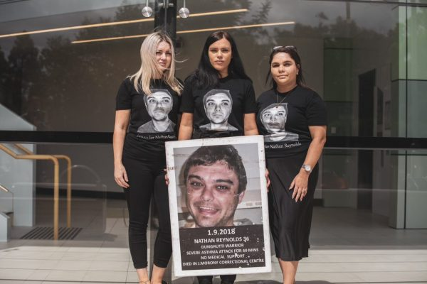 Nathan's sisters want someone to be held accountable. (Photo: Emilia Roux)