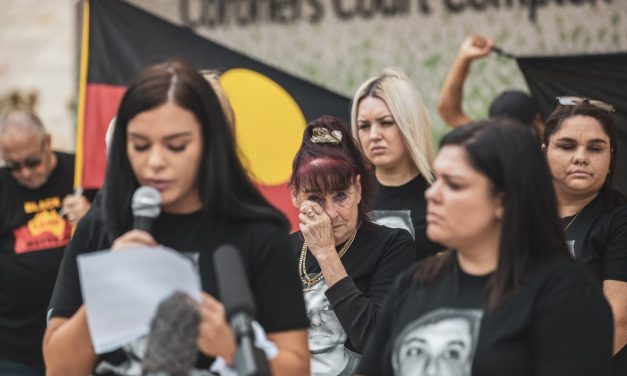 Left to die of asthma – family's disgust at Indigenous death in custody