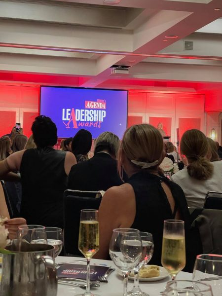2021 Women's Agenda Leadership Awards at the Swissotel Sydney.