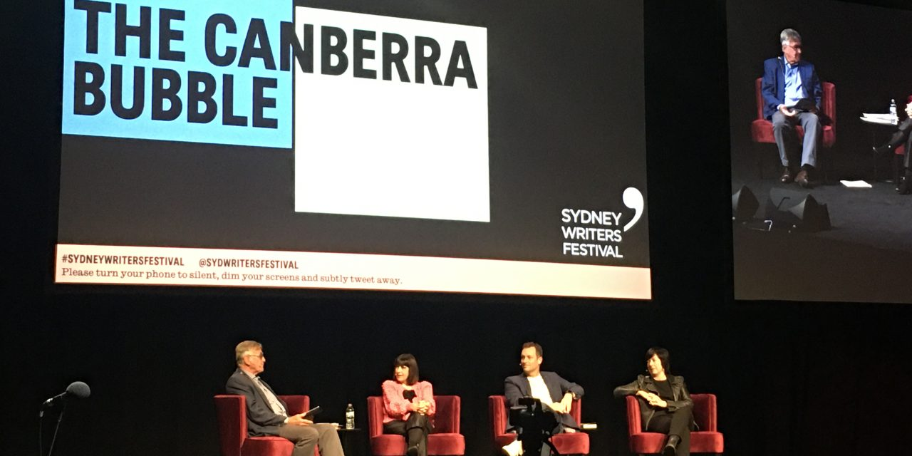 Real Scott Morrison revealed in 'unscripted moments', festival hears