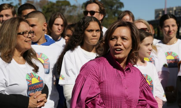 Sydney's first Aboriginal candidate for mayor's focus is community