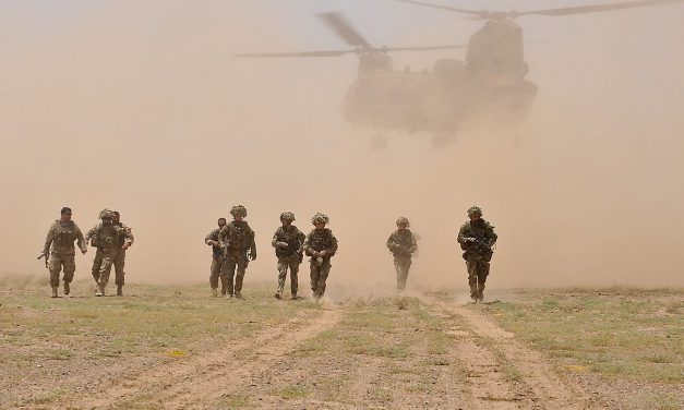 Waiting for the Taliban: as troops depart Kabul teeters on the brink