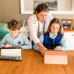 How to master lockdown home schooling