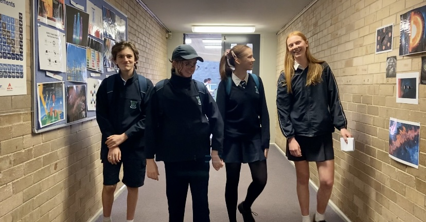 Sydney school dresses for future with sustainable uniform