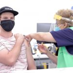 'Domino effect' driving young people to get vaccinated