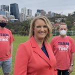 Kylea Tink's plans to oust Zimmerman in North Sydney