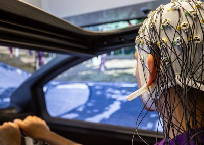 Real-time safety system to assist drowsy drivers