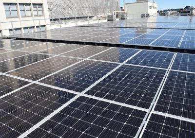 Leading the way in urban solar and renewable energy
