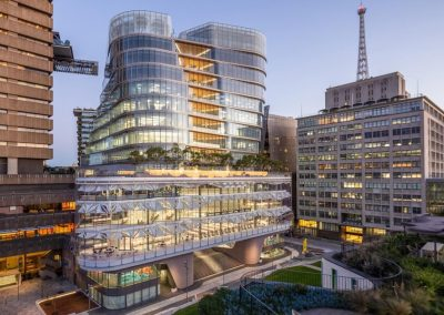 Showcasing best practice in sustainable building